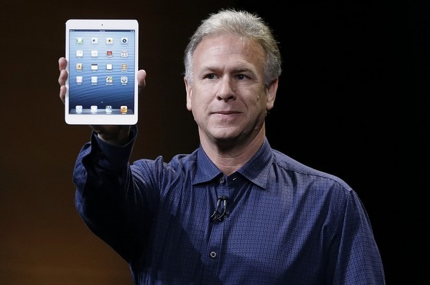 Компания Apple представила планшетник iPad mini. Изображение № 1.