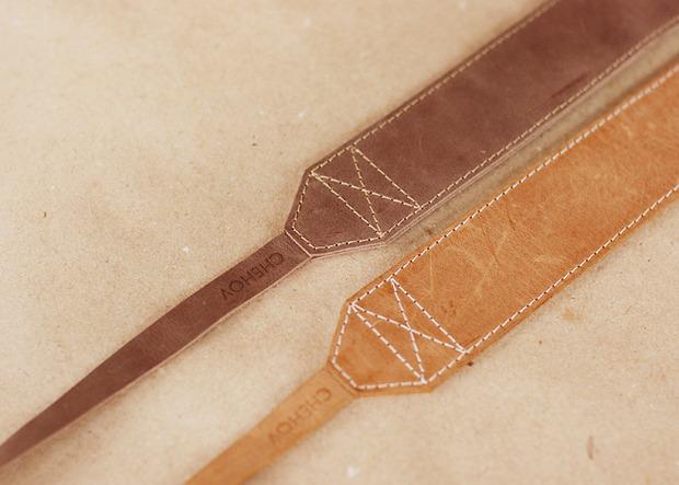Московская марка бабочек и галстуков Chehov выпустила коллекцию кожаных изделий. Изображение № 11.