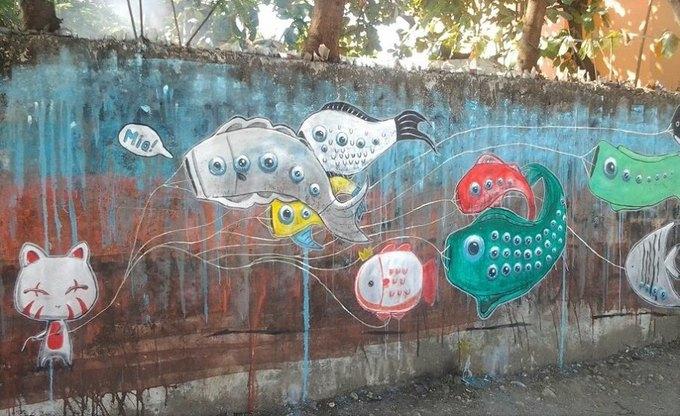 Google Street Art: Онлайн-музей граффити под открытым небом. Изображение № 11.