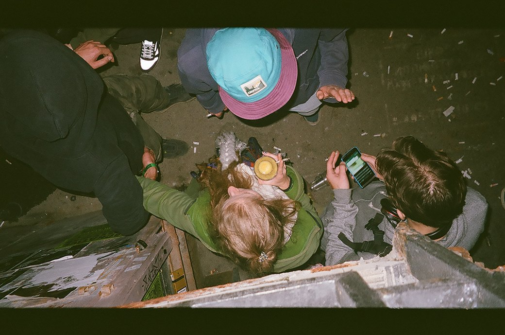 Фотоотчёт: Дикий джангл в баре «Дич». Изображение № 8.
