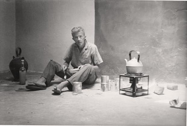 Пол Боулз в Танжере. Изображение № 7.