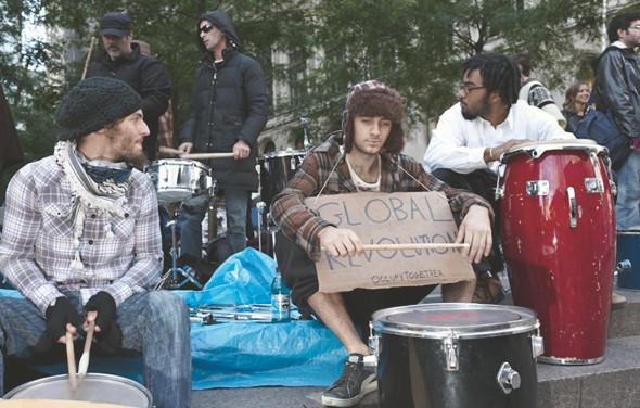 Воруй-оккьюпай: Движение Occupy Wall Street и борьба улиц против корпораций. Изображение № 5.