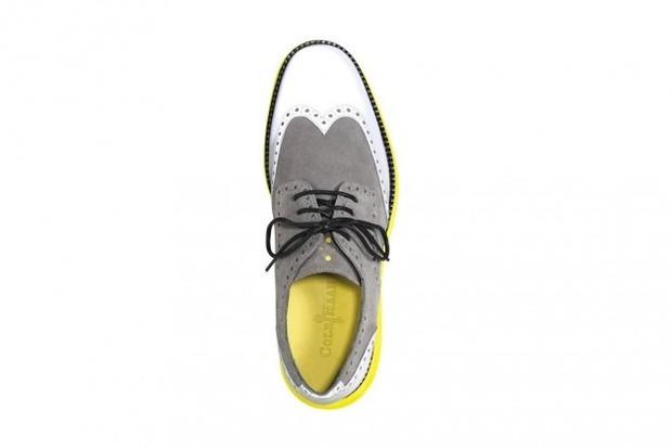 Марка Cole Haan выпустила две новые модели обуви с подошвой кроссовок Nike Lunar. Изображение № 5.