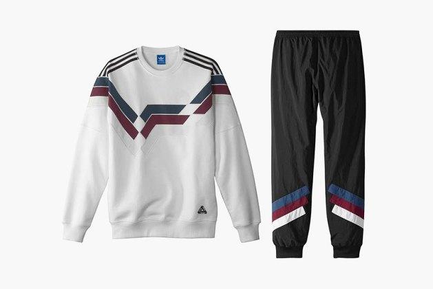 Марки Palace и Adidas Originals представили совместную коллекцию . Изображение № 3.