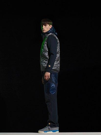 Марка Adidas Originals и дизайнер Казуки Кураиши запустили новую линейку одежды. Изображение № 4.