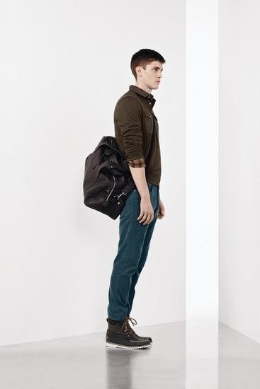 Марка Lacoste представила осеннюю коллекцию одежды. Изображение № 8.