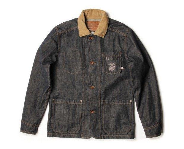 Мастерская Blitz Motorcycles и марка Edwin представили совместную коллекцию одежды. Изображение № 1.