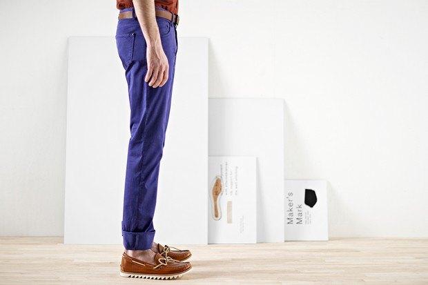 Французская марка Heschung выпустила весеннюю коллекцию обуви. Изображение № 1.