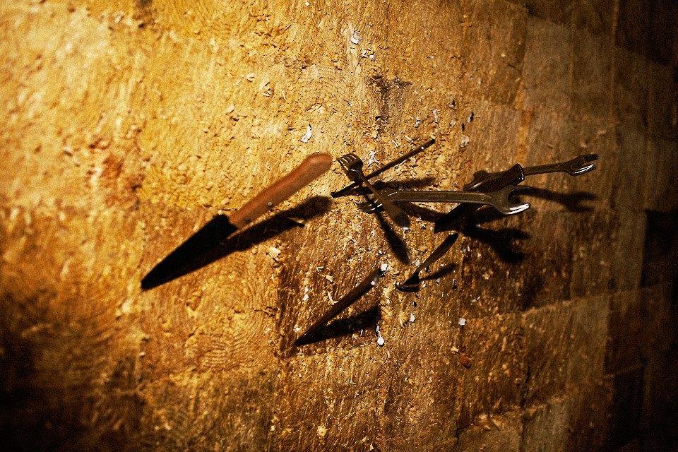 18 ножевых: Как я метал ножи в красотку. Изображение № 7.