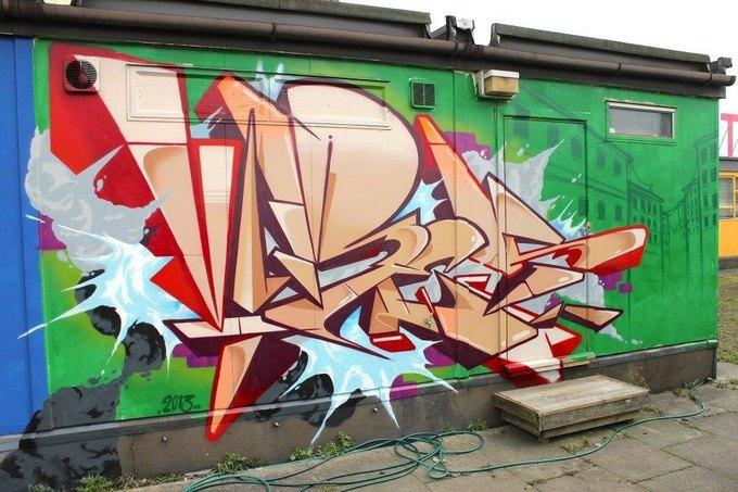 Google Street Art: Онлайн-музей граффити под открытым небом. Изображение № 7.