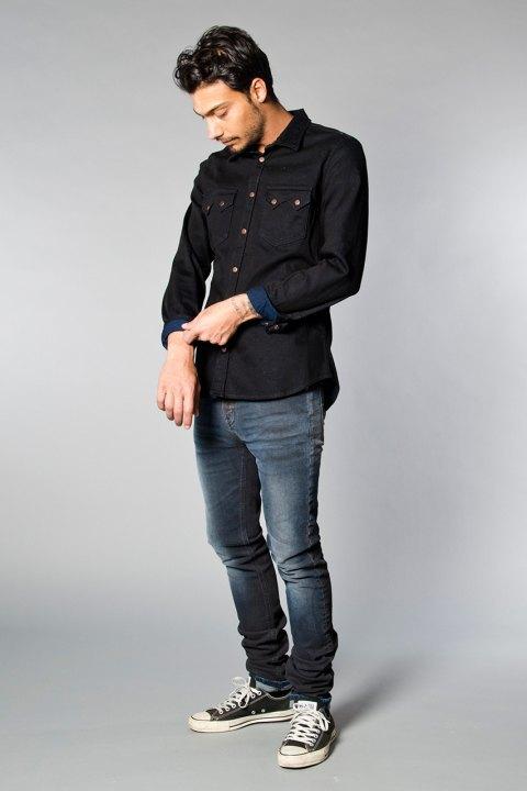 Марка Nudie Jeans опубликовала новую капсульную коллекцию одежды. Изображение № 6.