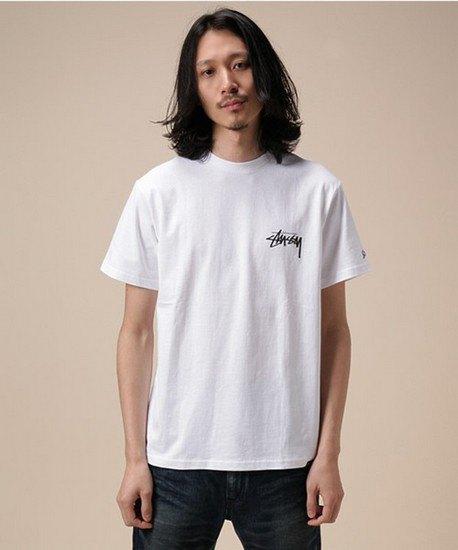 Марки Stussy и Schott выпустили совместную коллекцию футболок. Изображение № 7.