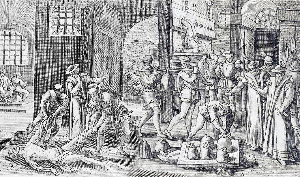 Игры разума: Как Исаак Ньютон боролся с мафией, пуская в дело пытки и шантаж. Изображение № 2.
