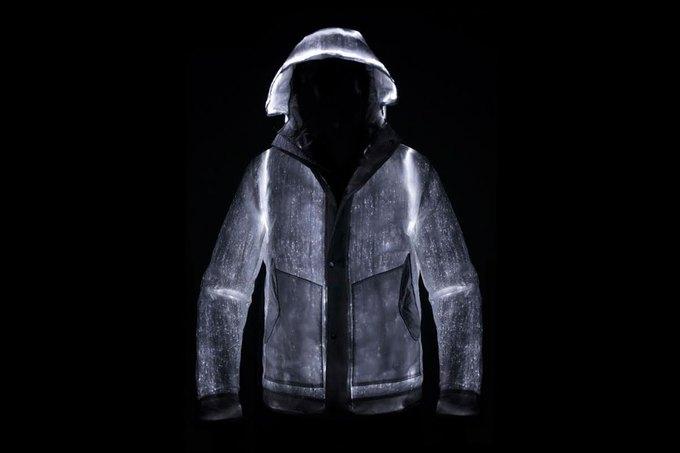 Марка Nemen создала куртку со светодиодами. Изображение № 1.