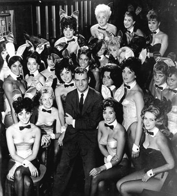 Изображение 17. Men's Digest: День рождения Хью Хефнера, куртка-гибрид от Vanson и видео об актере Денни Трехо.. Изображение № 4.