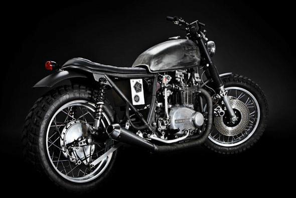 Дженерал Моторс: 10 самых авторитетных мотомастерских со всего мира. Изображение №5.