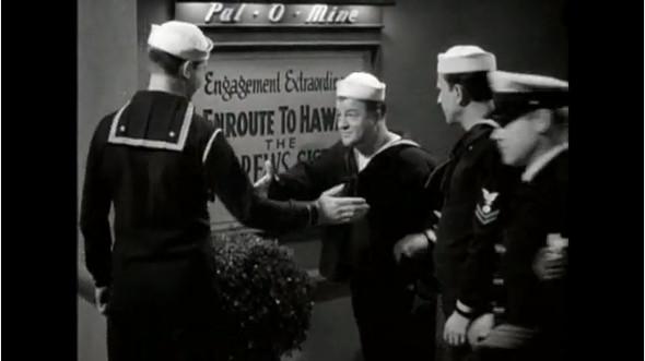 Кадр из фильма «In the Navy» 1941 года. Изображение № 1.