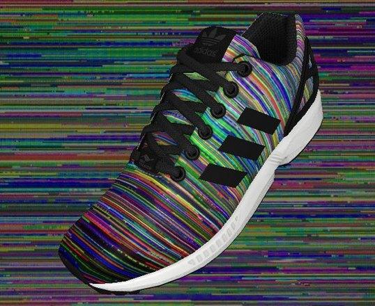 Как превратить фотографию со своего iPhone в кастомный кроссовок с помощью приложения Adidas. Изображение № 12.