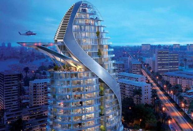 В Индии назовут небоскреб в честь Михаэля Шумахера. Изображение № 2.