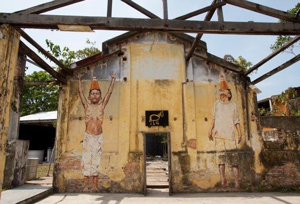 Граффити-художник из Литвы выпустил фильм об уличном искусстве в Малайзии. Изображение № 12.
