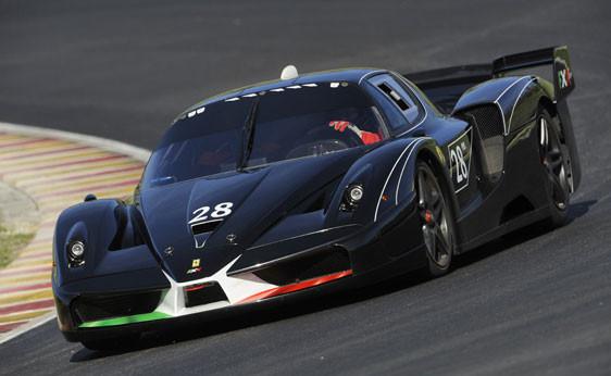 2006 Ferrari FXX Evoluzione. Изображение № 14.