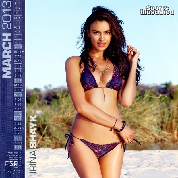 10 эротических календарей на 2013 год. Изображение № 6.