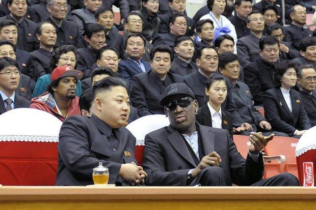 О поездке Денниса Родмана в КНДР снимут комедию. Изображение № 1.