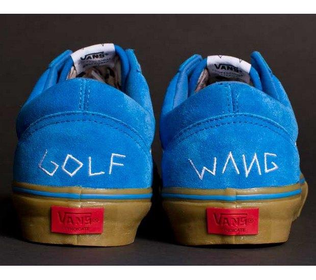 Марка Vans и хип-хоп-группировка Odd Future выпустили совместную коллекцию обуви. Изображение № 10.