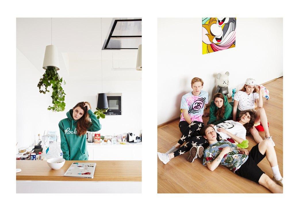 Магазин Kixbox выпустил летний лукбук. Изображение № 18.