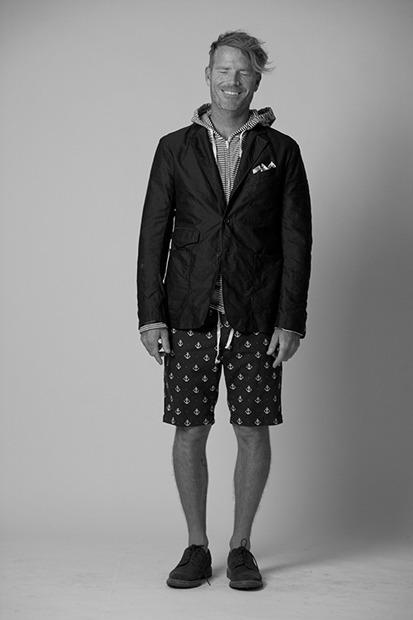 Марка Engineered Garments представила новую коллекцию на весну будущего года. Изображение № 15.