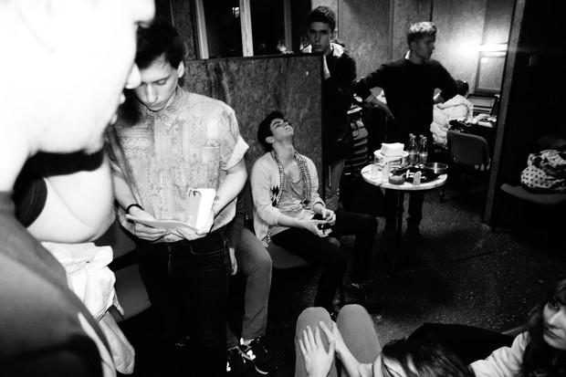 Фотоотчет с гастролей группы Motorama. Изображение №43.