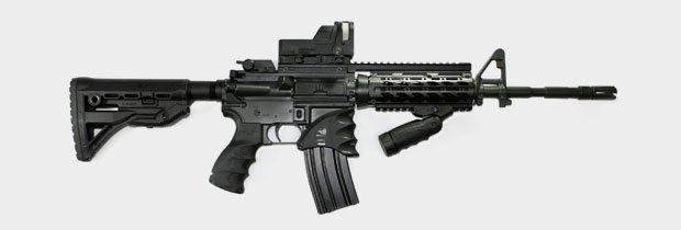 Кто и зачем стал печатать винтовки на 3D-принтерах. Изображение №2.