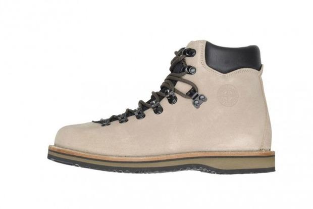 Итальянские марки Stone Island и Diemme представили совместную коллекцию обуви. Изображение № 7.