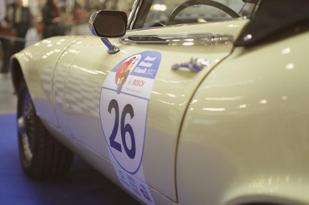 Машина времени: 8 лучших ретроавтомобилей с выставки «Олдтаймер». Изображение № 10.