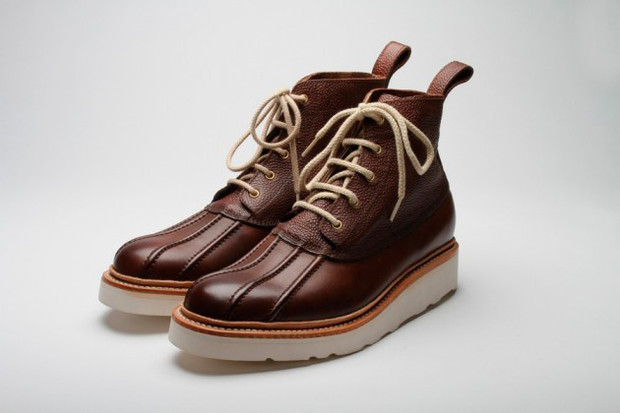 Марка Grenson выпустила осеннюю коллекцию обуви. Изображение № 9.