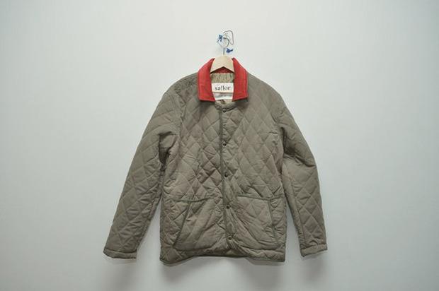 Новая марка: Стеганые куртки, брюки и кофты Sailor Streetwear. Изображение № 16.