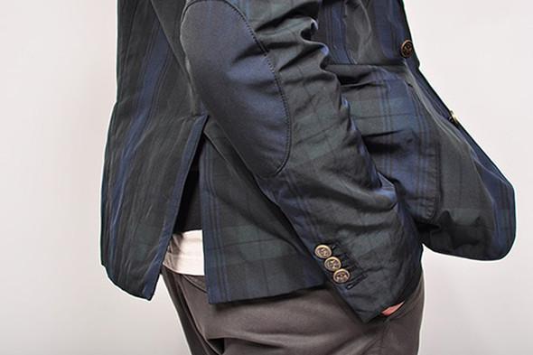 Изображение 2. Залатать дыры: мужские вещи с заплатками.. Изображение № 1.
