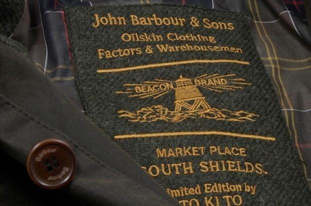 Марка Barbour и дизайнер Токихито Йошида выпустили куртку Джеймса Бонда. Изображение № 7.