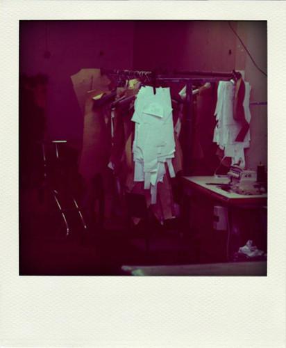 Фотографии с фабрики, где производятся вещи Grunge John Orchestra. Explosion. Изображение № 20.