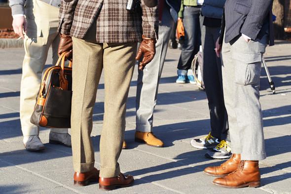 Итоги Pitti Uomo: 10 трендов будущей весны, репортажи и новые коллекции на выставке мужской одежды. Изображение № 90.