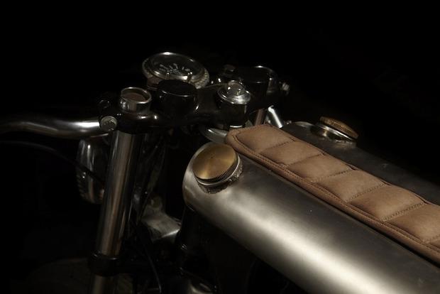 Испанская мастерская El Solitario изготовила мотоцикл Winning Loser. Изображение № 5.