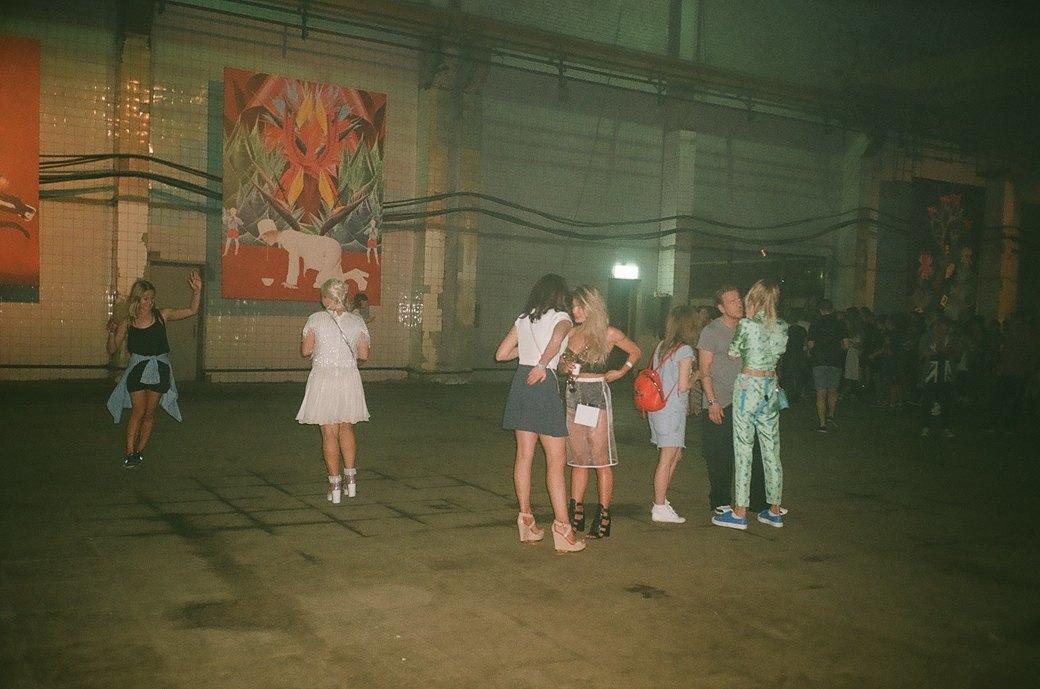 Фоторепортаж: Фестиваль Outline на Карачаровском механическом заводе. Изображение № 35.