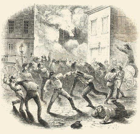 Как ирландские банды правили Нью-Йорком. Изображение № 16.