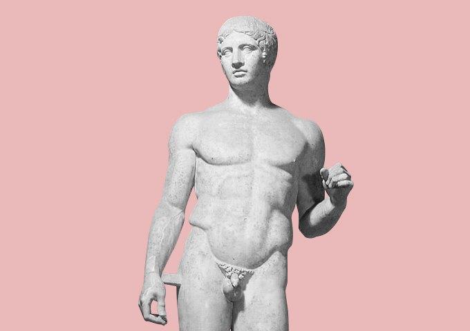 Дорогая, прекрати: Как мужское тело стало сексуальным объектом. Изображение № 1.