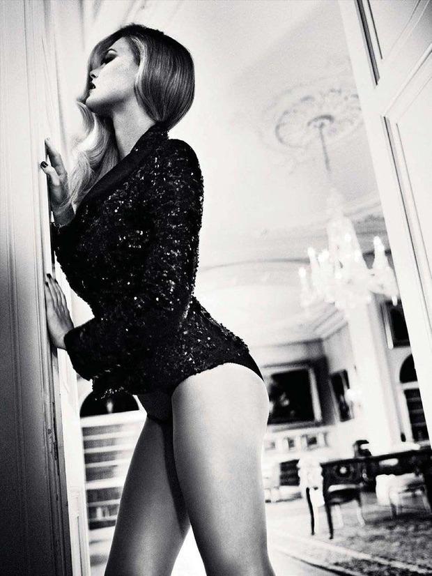 Модель Бар Рафаэли снялась у фотографа Саймона Эмметта. Изображение № 7.
