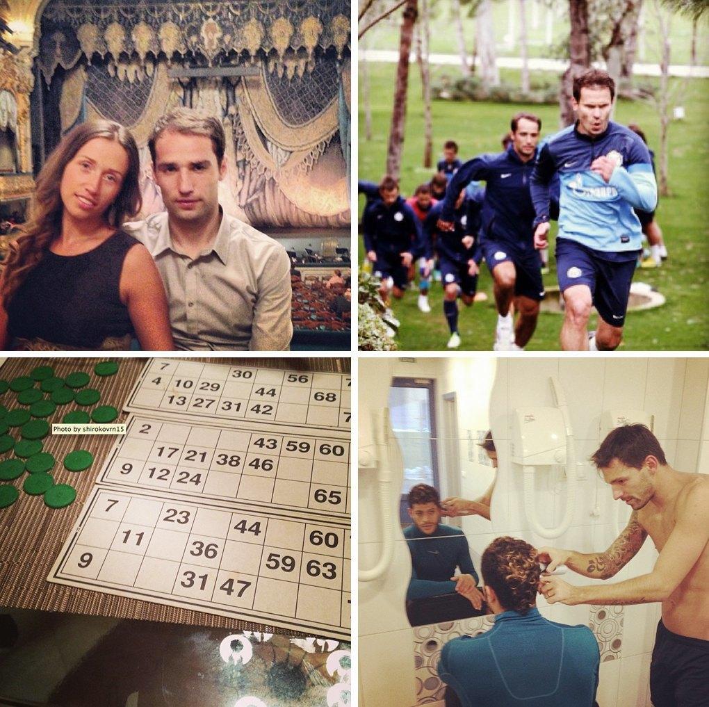 Что публикуют в своих Instagram российские футболисты. Изображение № 7.