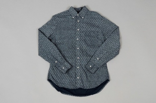Марка Gitman Bros. представила новую коллекцию рубашек своей линейки Holiday. Изображение № 18.