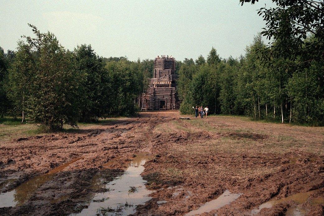 Рейв в лесу: Фоторепортаж с фестиваля «Архстояние» . Изображение № 2.