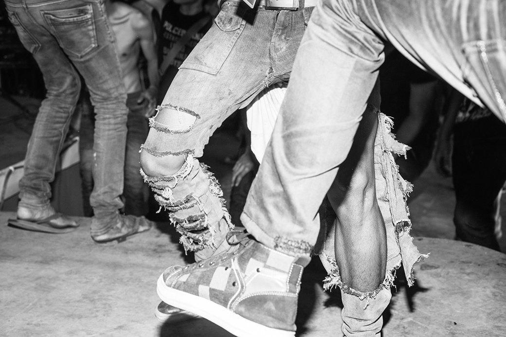 Панк в условиях военной диктатуры: Фотопроект Грега Холланда. Изображение № 4.