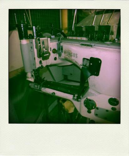 Фотографии с фабрики, где производятся вещи Grunge John Orchestra. Explosion. Изображение № 23.
